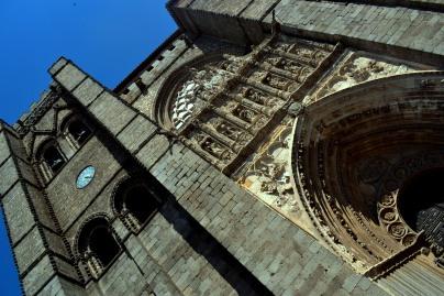 Cathedral del Salvador de Ávila, Spain