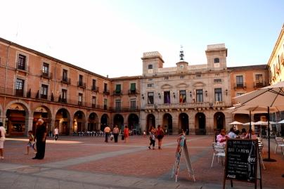 Plaza Mayor, Ávila