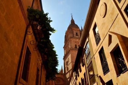 Welcome to Salamanca
