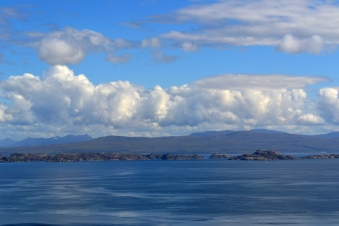View from the Trotternish Peninsula